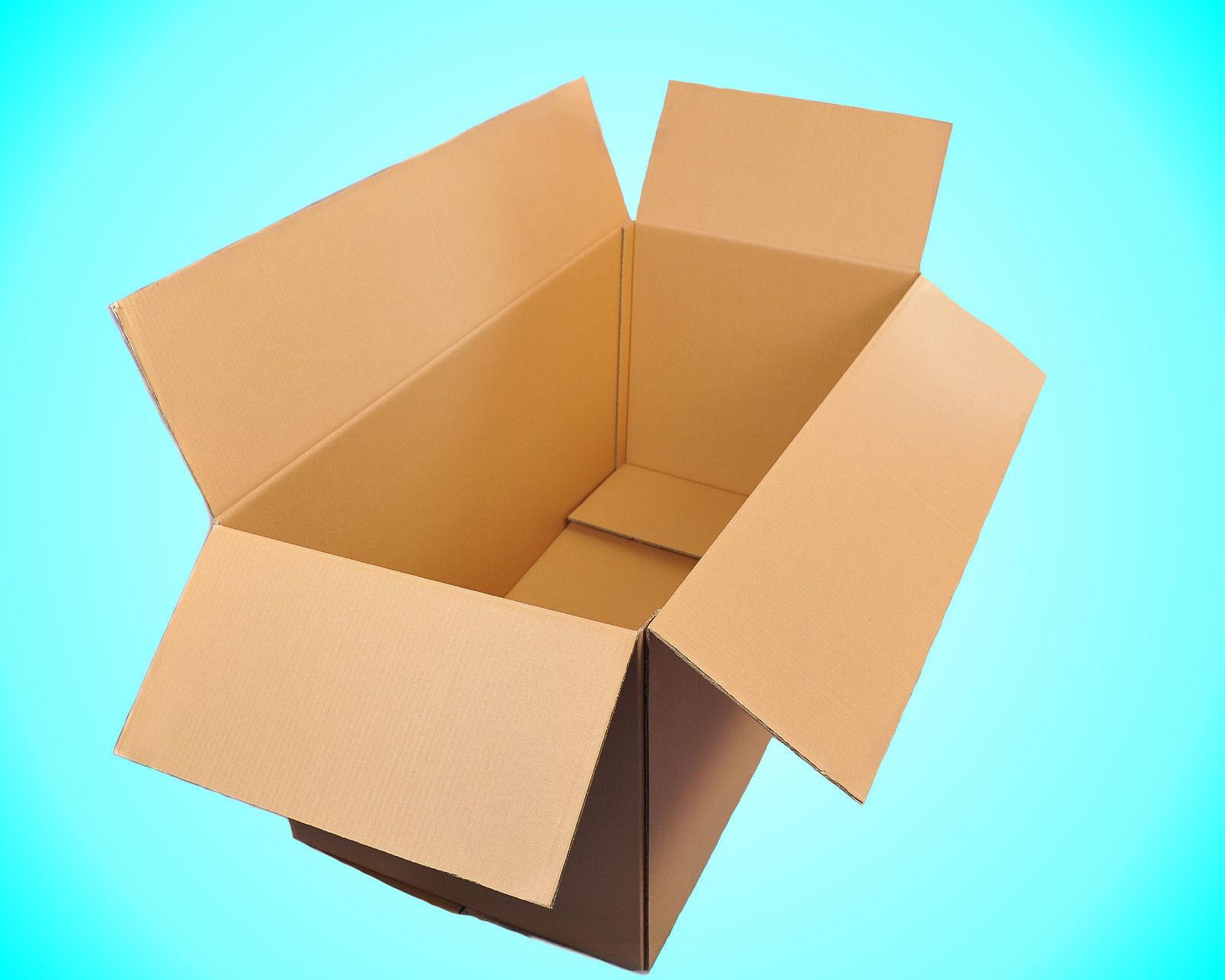 1200x600x600 karton faltkartons versandkarton 120x60x60 2 wellig dhl paket neu ebay. Black Bedroom Furniture Sets. Home Design Ideas